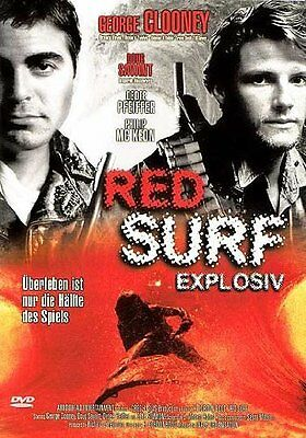 25 DVDs Red Surf Explosiv  - George Clooney, Doug Savant, Gene Simmons NEU OVP