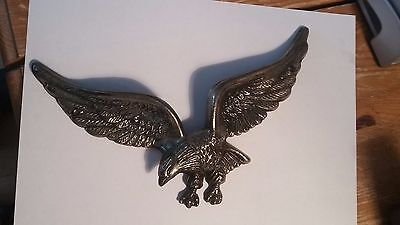 Vintage Cast Metal Eagle Decoration