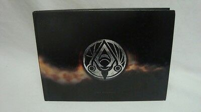 Alpha Omega Core Rulebook Book RPG Role Playing 2007