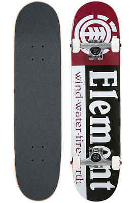 "Element Skateboard Complete Section 8"" New FREE POST"