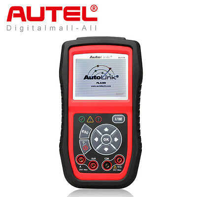Autel AutoLink AL539B OBD2 Diagnostic Tool Code Reader Electrical Test Scanner