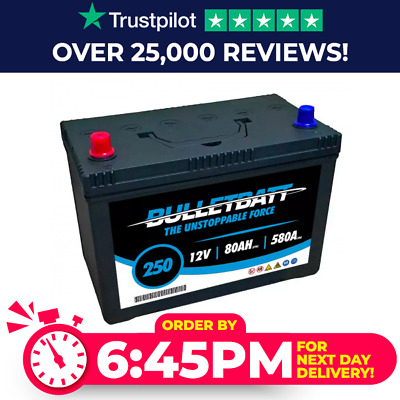Titanium 334 / 250 Car Battery 12V 91Ah