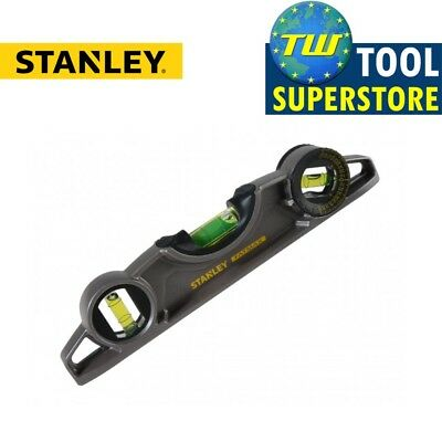 Stanley STA043609 FatMax Xtreme 10in Magnetic Torpedo Pipe Level 250mm 0-43-609