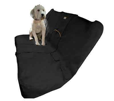 Kurgo Car Bench Seat Cover for Pets, Black - Waterproof-Free Shipping-NEW CANADA