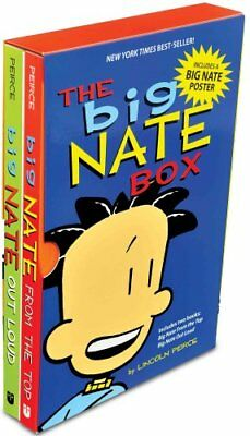 The Big Nate Box by Lincoln Peirce (Paperback, 2011)