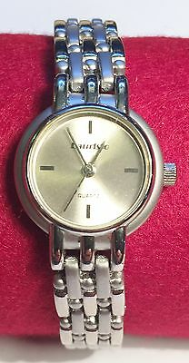 "New ""LAURISTO"" Quartz Movement Ladies Wrist Watch  Stainless Steel Back (3)"