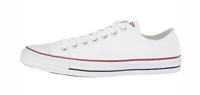 Converse Chuck Taylor All Star Low Top Canvas Women Shoes M7652 - Optical White