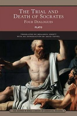 The Trial and Death of Socrates by Plato (Paperback, 2012)