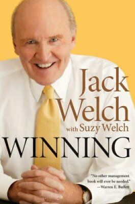 Winning: The Ultimate Business How-To Book by Jack Welch (Paperback, 2005)