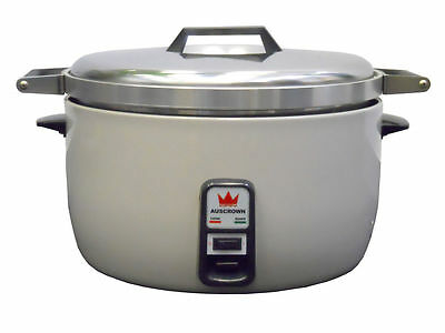 50 cup 9L Heavy Duty Commercial Rice Soup Porridg Cooker DURABLE MADE IN TAIWAN