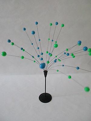 Kultiges Standmobile-Kugelbaum-MIDCENTURY-original 60/70's Design