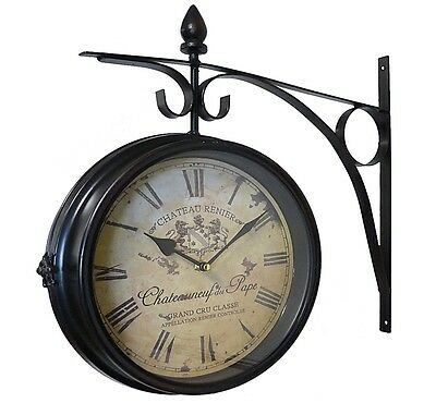 kienzle horloge murale avec date wanduhr clock. Black Bedroom Furniture Sets. Home Design Ideas