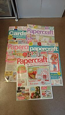 5 European Paper Craft Magazines