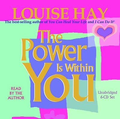 The Power is within You by Louise L. Hay (CD-Audio, 2004)