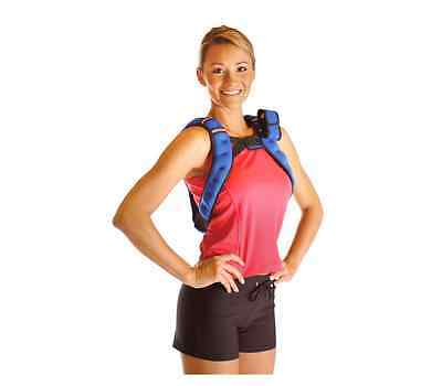 Tone Fitness HHWV-TN012 Weighted Training Vest -12 lbs Strength Workout- NEW CDN