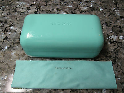 Tiffany&co Sunglases/eyeglasses Case W/cloth