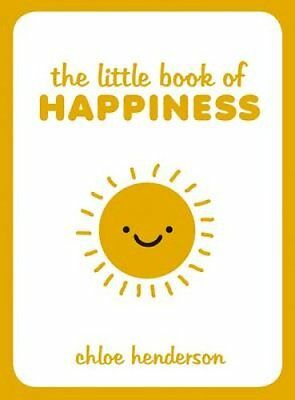 The Little Book of Happiness by Lucy Lane 9781849537902 (Hardback, 2015)