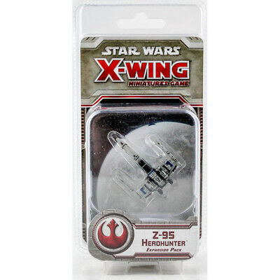 Star Wars X-Wing Miniatures Game: Z-95 Headhunter Expansion Pack. Rebels