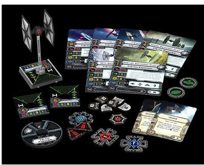 Star Wars X-Wing Miniatures Game: TIE/FO Fighter Expansion Pack. First Order