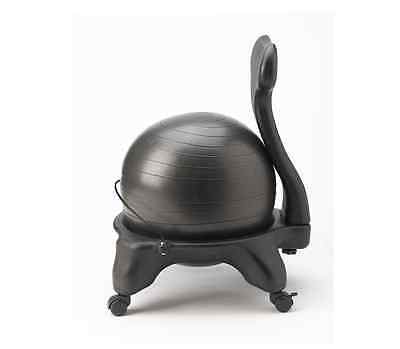 Gaiam Balance Ball Office Fitness Exercise Chair  -  FREE SHIPPING - NEW CANADA