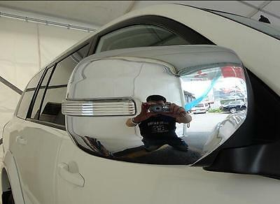 For Mitsubishi Montero/Pajero Sport 2011-2014 Side Mirrors Wing Rearview Cover