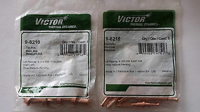GENUINE Victor Thermal Dynamics 9-8215/9-8210 for SL60/SL100 Plasma Consumables