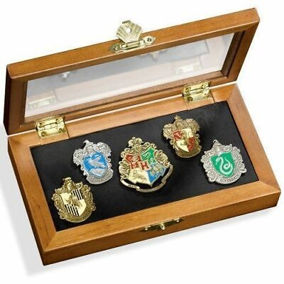 HARRY POTTER : The Noble Collection House Crest Pins NN7374