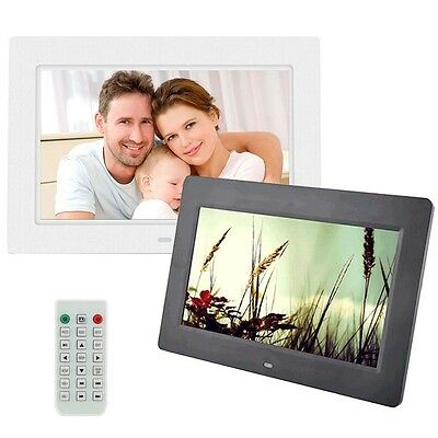 10.1inch LCD HD Electronic Digital Photo Frame Picture Photography MP4 Player GL