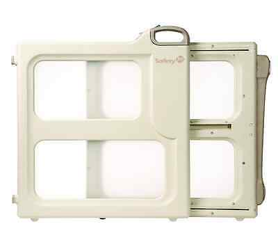 Safety 1st Perfect Fit White Safety Gate - Brand New - Ships Within Canada