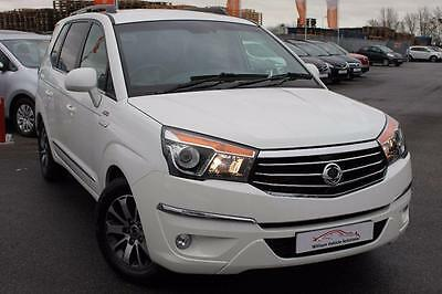 2015 Ssangyong Turismo 2.2 TD ELX 5dr