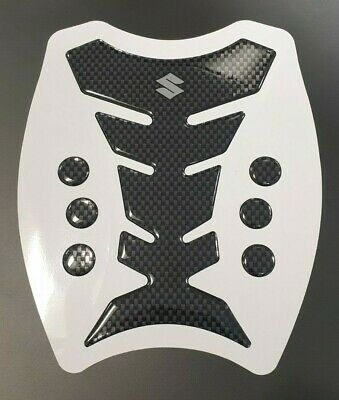Motorbike Motorcycle Tank Pad Protector Suzuki Bandit GSF GSXR etc (fits most)