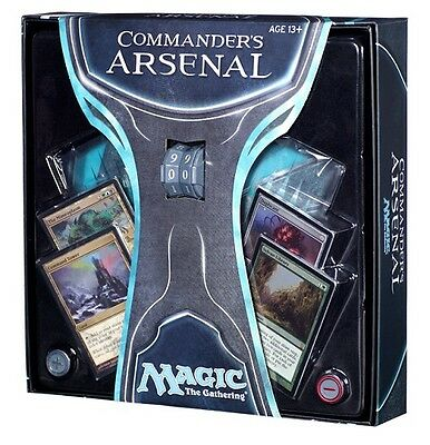 Magic the Gathering – Commander's Arsenal (Nuovo/New) – Wizards of the Coast