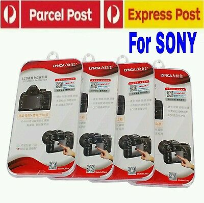Lynca Japanese Tempered Glass Screen Hd Protector For Sony A3000/a5000/a6000 Op