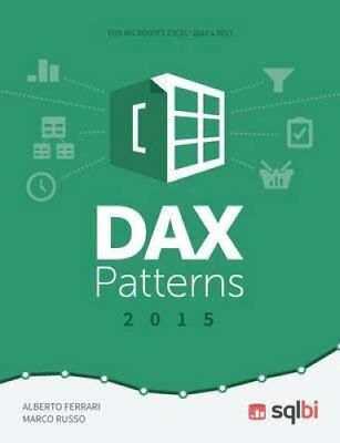 Dax Patterns 2015 by Marco Russo 9781505623635 (Paperback, 2014)