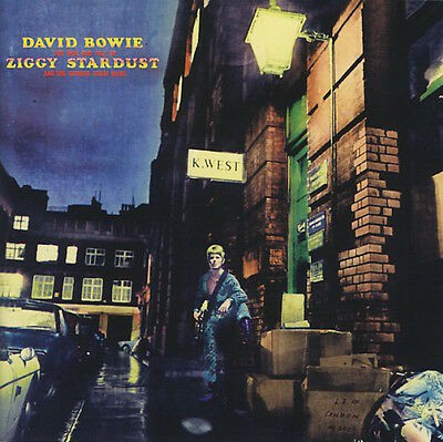 David Bowie - The Rise And Fall Of Ziggy Stardust ...( CD - Album - Remastered )