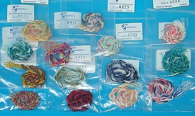 Needle Necessities Kreinik #4 Braid Overdyed 13 Colors to Choose From