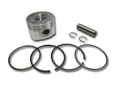 NEW 52.5mm PISTON KIT, 13MM PISTON PIN, 110CC
