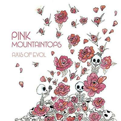 Axis of Evol - Pink Mountaintops - Audio CD (B2p)