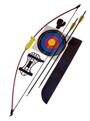 "Kids Beginners Leisure Recurve Bow Junior Archery Bow Set (36"")"