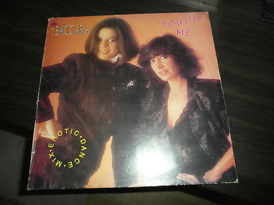 Korea Lp/new Baccara / Touch Me