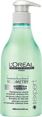 Loreal Professionnel VOLUMETRY ANTI-GRAVITY EFFECT SHAMPOO For Fine Hair 500ml