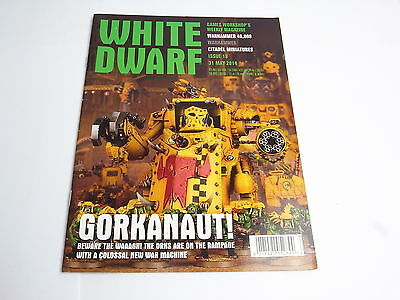 White Dwarf Magazine Issue 337 January 2008