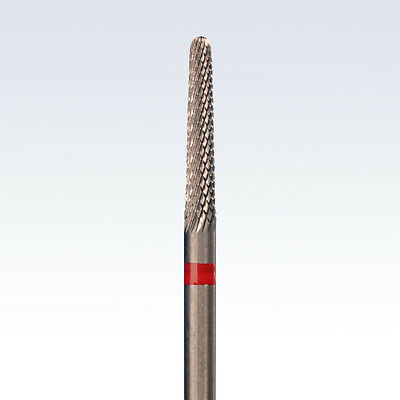 Tungsten Carbide Cutter/Burr 302202 With with fine criss-cross toothing