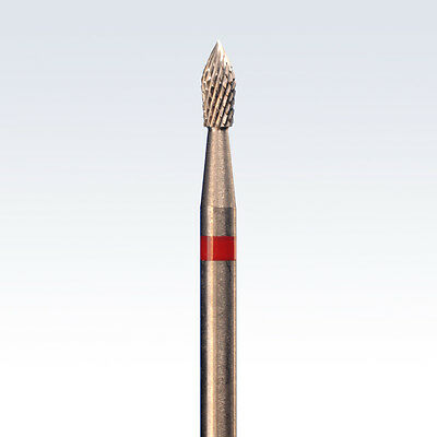 Tungsten Carbide Cutter/Burr 304502 With with fine criss-cross toothing