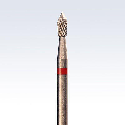Tungsten Carbide Cutter/Burr 305102 With with fine criss-cross toothing