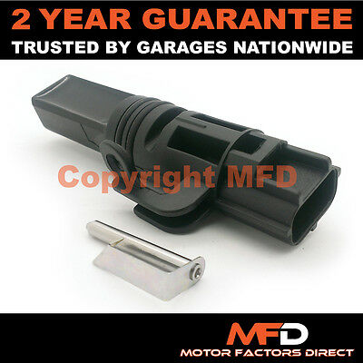 For Ford Fusion 1.6 Petrol (2002-2012) Gearbox Speed Sensor & Genuine Clip