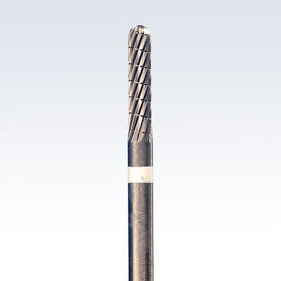 Tungsten Carbide Cutter/Burr 702402 with fine spiral toothing