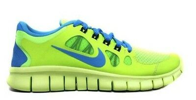 NIKE FREE 5.0 Flash Gs 6.5 Girls Kids Running Shoes Sneaker