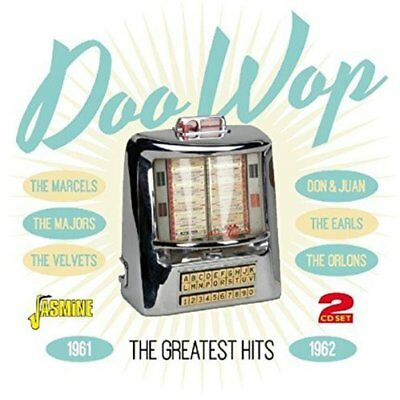 Doo Wop - The Greatest Hits 1961-1962 - Various Artists - Audio CD (p4f)