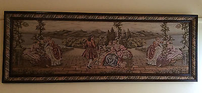 Very Large 195cm Long Tapestry Picture